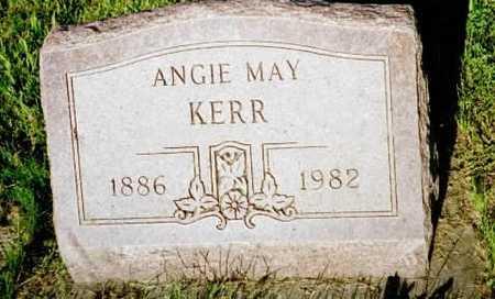 KERR, ANGIE MAY - Louisa County, Iowa | ANGIE MAY KERR