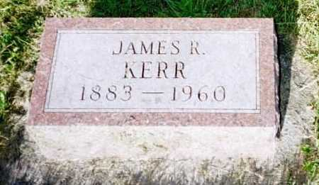 KERR, JAMES R. - Louisa County, Iowa | JAMES R. KERR