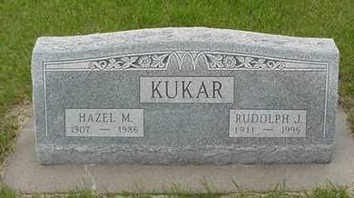 KUKAR, HAZEL M. - Louisa County, Iowa | HAZEL M. KUKAR