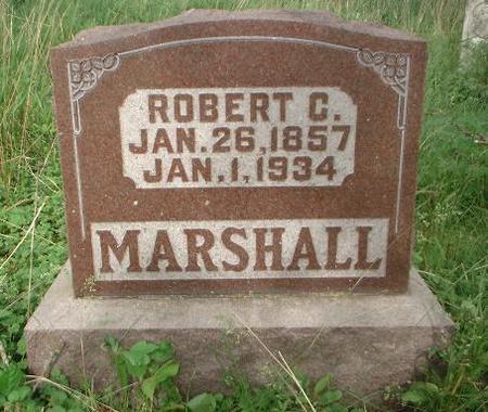 MARSHALL, ROBERT - Louisa County, Iowa | ROBERT MARSHALL