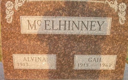 MCELHINNEY, ALVINA - Louisa County, Iowa | ALVINA MCELHINNEY
