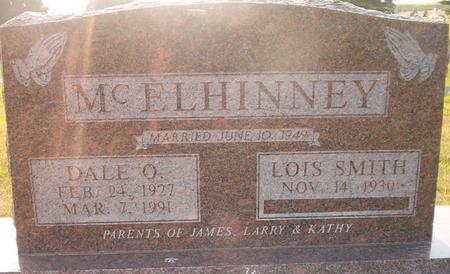SMITH MCELHINNEY, LOIS - Louisa County, Iowa | LOIS SMITH MCELHINNEY