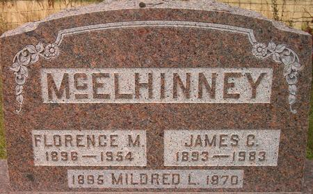 MCELHINNEY, JAMES C. - Louisa County, Iowa | JAMES C. MCELHINNEY