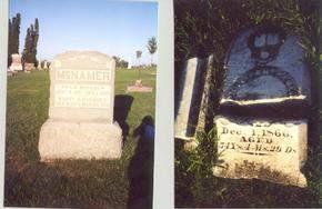 BEARD MCNAMER, NANCY ANN - Louisa County, Iowa | NANCY ANN BEARD MCNAMER