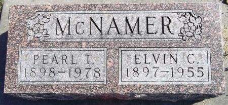 MCNAMER, ELVIN C. - Louisa County, Iowa | ELVIN C. MCNAMER