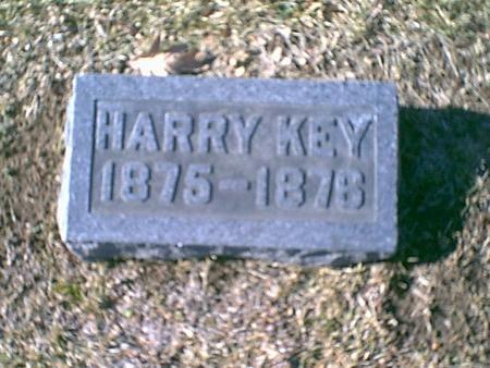 MINCHER, HARRY KEY - Louisa County, Iowa | HARRY KEY MINCHER