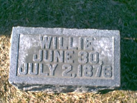 MINCHER, WILLIE - Louisa County, Iowa | WILLIE MINCHER