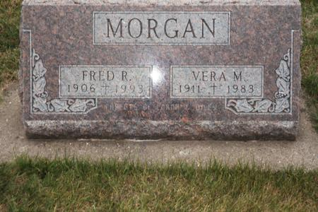 MORGAN, FRED R. - Louisa County, Iowa | FRED R. MORGAN