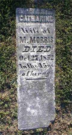 MORRIS, CATHARINE - Louisa County, Iowa | CATHARINE MORRIS