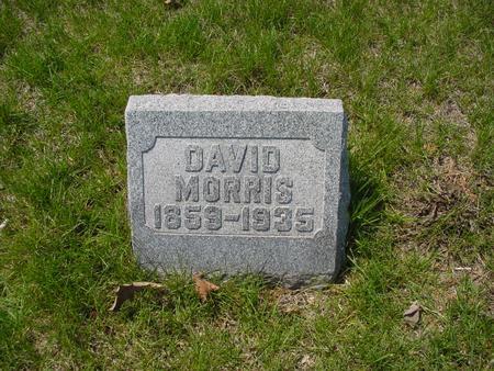 MORRIS, DAVID - Louisa County, Iowa   DAVID MORRIS