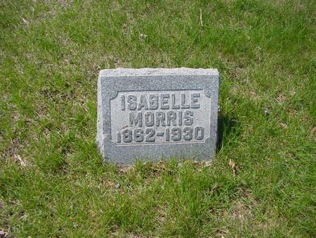 MCCRAY MORRIS, ISABELLE - Louisa County, Iowa | ISABELLE MCCRAY MORRIS