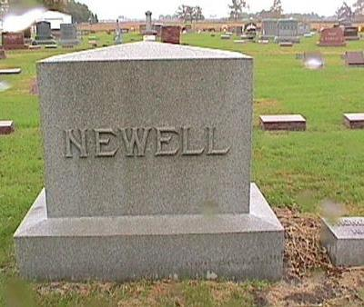NEWELL, THOMAS - Louisa County, Iowa | THOMAS NEWELL