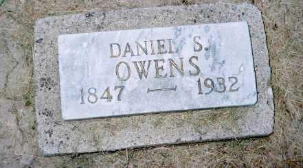 OWENS, DANIEL - Louisa County, Iowa   DANIEL OWENS