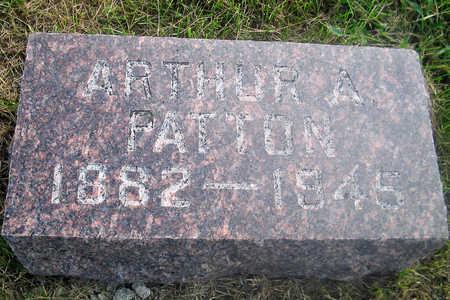 PATTON, ARTHUR A. - Louisa County, Iowa   ARTHUR A. PATTON