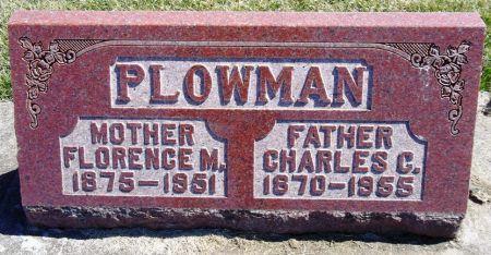 PLOWMAN, CHARLES C. - Louisa County, Iowa | CHARLES C. PLOWMAN
