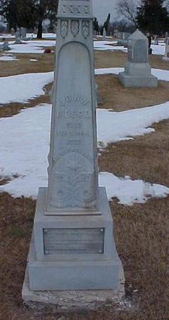 REECE, JOHN - Louisa County, Iowa   JOHN REECE