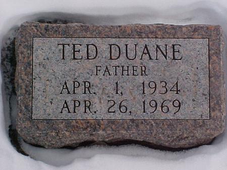 REECE, TED DUANE - Louisa County, Iowa | TED DUANE REECE