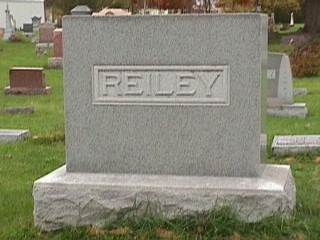 REILEY, FAMILY - Louisa County, Iowa | FAMILY REILEY