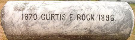 ROCK, CURTIS E. - Louisa County, Iowa | CURTIS E. ROCK