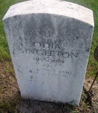 SINGLETON, ODIA - Louisa County, Iowa | ODIA SINGLETON