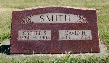 SMITH, ESTHER S. - Louisa County, Iowa | ESTHER S. SMITH