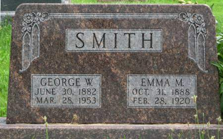 SMITH, EMMA M. - Louisa County, Iowa | EMMA M. SMITH
