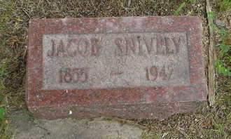 SNIVELY, JACOB - Louisa County, Iowa   JACOB SNIVELY
