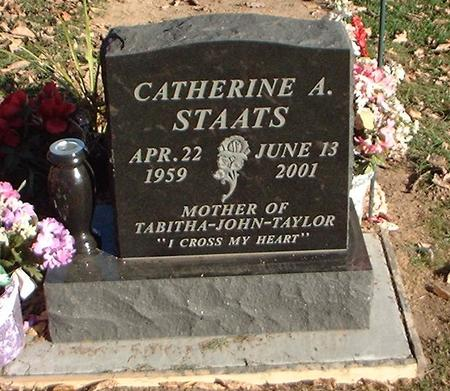 STAATS, CATHERINE A. - Louisa County, Iowa | CATHERINE A. STAATS