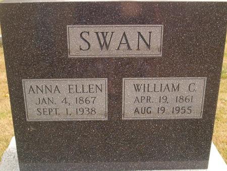 SWAN, ANNA ELLEN - Louisa County, Iowa | ANNA ELLEN SWAN