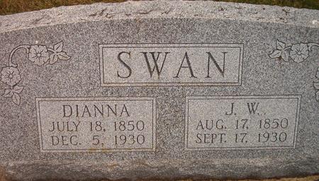 SWAN, DIANNA - Louisa County, Iowa | DIANNA SWAN