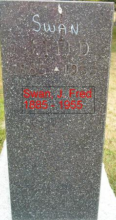 SWAN, J. FRED - Louisa County, Iowa | J. FRED SWAN