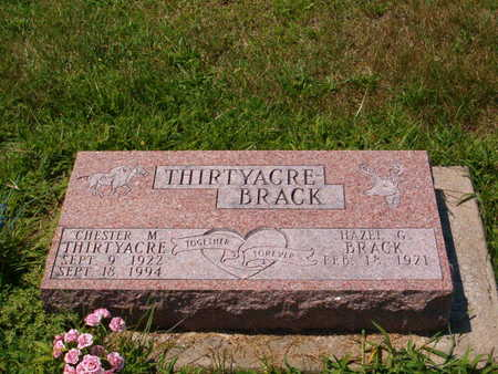 THIRTYACRE, CHESTER M. - Louisa County, Iowa | CHESTER M. THIRTYACRE