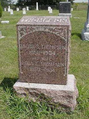 THOMPSON, JACOB - Louisa County, Iowa | JACOB THOMPSON