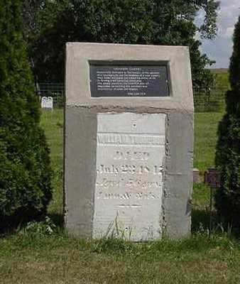 THOMPSON, WILLIAM - Louisa County, Iowa | WILLIAM THOMPSON