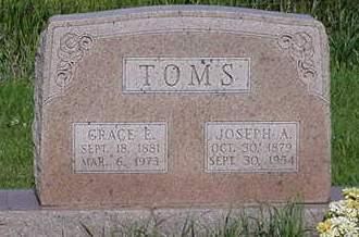 TOMS, JOSEPH - Louisa County, Iowa | JOSEPH TOMS