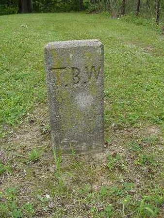 W., T. B. - Louisa County, Iowa | T. B. W.