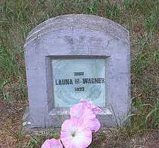 WAGNER, LAUNA M. - Louisa County, Iowa | LAUNA M. WAGNER