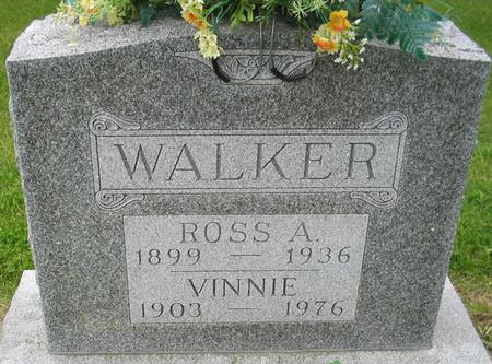 WALKER, ROSS A. - Louisa County, Iowa | ROSS A. WALKER