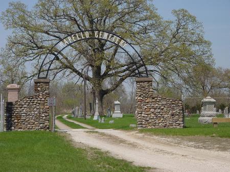 WAPELLO, CEMETERY - Louisa County, Iowa | CEMETERY WAPELLO