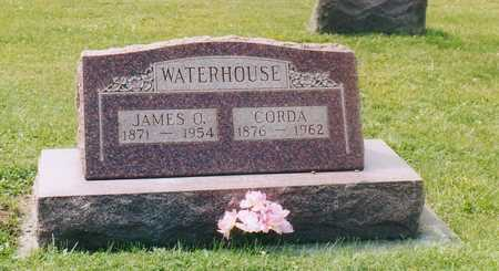 WATERHOUSE, JAMES - Louisa County, Iowa | JAMES WATERHOUSE