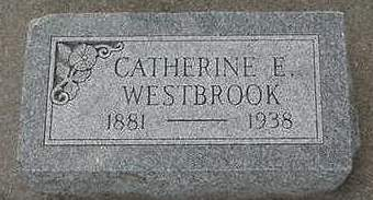 WESTBROOK, CATHERINE - Louisa County, Iowa | CATHERINE WESTBROOK