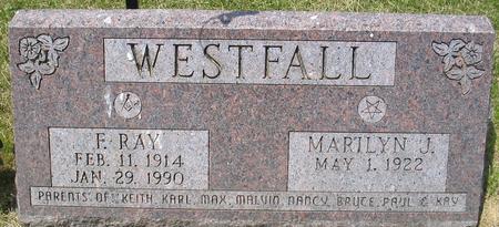SEXTON WESTFALL, MARILYN - Louisa County, Iowa | MARILYN SEXTON WESTFALL