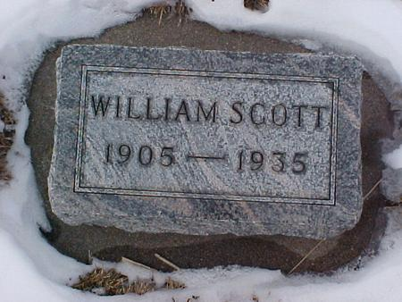 WILLEY, WILLIAM SCOTT - Louisa County, Iowa | WILLIAM SCOTT WILLEY