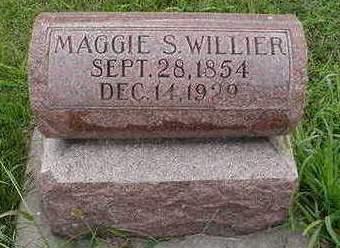 WILLIER, MAGGIE - Louisa County, Iowa | MAGGIE WILLIER
