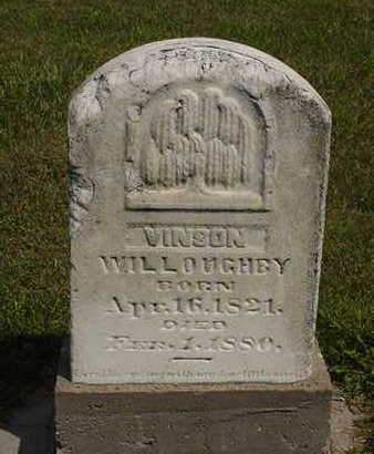 WILLOUGHBY, VINSON - Louisa County, Iowa | VINSON WILLOUGHBY