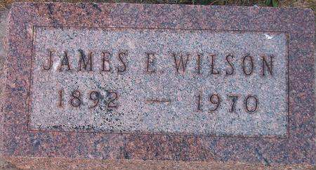 WILSON, JAMES E. - Louisa County, Iowa | JAMES E. WILSON