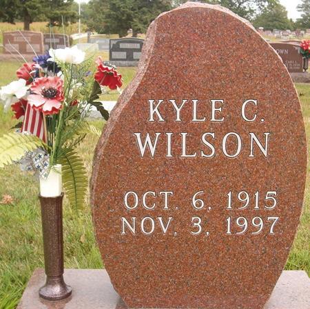WILSON, KYLE C. - Louisa County, Iowa | KYLE C. WILSON