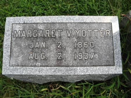 YOTTER, MARGARET V. - Louisa County, Iowa | MARGARET V. YOTTER