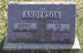 ANDERSON, ROY L - Lucas County, Iowa | ROY L ANDERSON
