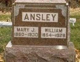 ANSLEY, MARY - Lucas County, Iowa | MARY ANSLEY